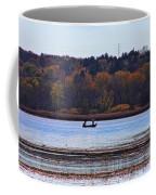 Lake Wingra Fishing Coffee Mug