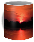 Lake Wingra Sunrise Coffee Mug