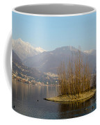 Lake With Island Coffee Mug