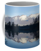 Lake With Mountain Coffee Mug