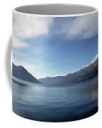 Lake With Snow-capped Mountain Coffee Mug