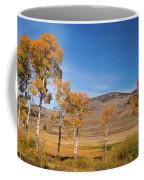 Lamar Valley Aspens Coffee Mug