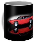 Lamborghini Urraco 1972 Coffee Mug
