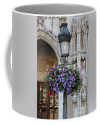 Lamp And Lace At The Grand Place Coffee Mug