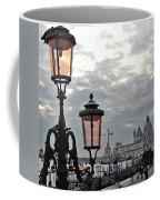 Lamp At Venice Coffee Mug