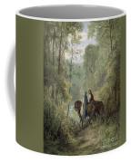Lancelot & Guinevere Coffee Mug