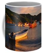 Lanchas Taganga Coffee Mug