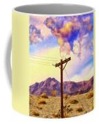 Land Line Coffee Mug