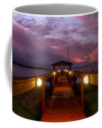 Landing Lights Coffee Mug