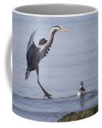 Landing With Brants Coffee Mug