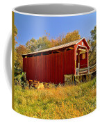 Landis Mill Covered Bridge Coffee Mug