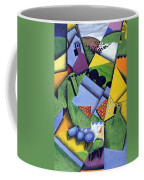 Landscape And Houses At Ceret Coffee Mug