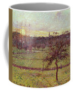Landscape At Eragny Coffee Mug
