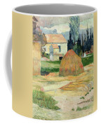 Landscape Near Arles Coffee Mug
