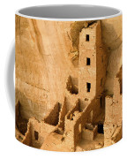 Landscape View Of Square Tower Coffee Mug