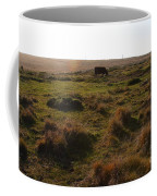 Landscape With Cow Grazing In The Field . 7d9935 Coffee Mug