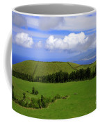 Landscape With Crater Coffee Mug