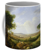 Landscape With Figures  Coffee Mug