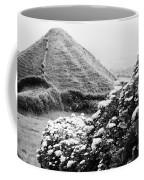 Landscape With Hydrangeas Coffee Mug