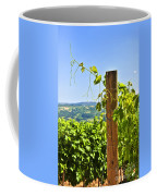 Landscape With Vineyard Coffee Mug