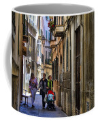Lane In Palma De Majorca Spain Coffee Mug