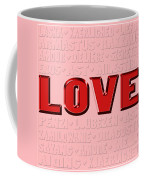 Language Of Love 4 Coffee Mug
