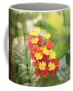 Lantana Blank Greeting Card Coffee Mug