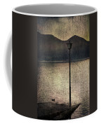 Lantern At The Lake Coffee Mug by Joana Kruse