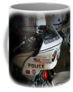 Lapd Motorcycle Coffee Mug