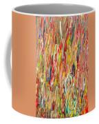 Large Acrylic Color Study 2012 Coffee Mug