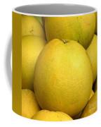 Large Pomelos Coffee Mug