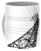 Large Powermast Coffee Mug by Yali Shi