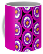 Large Scale Spots Coffee Mug by Louisa Knight