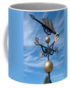 Largest Weathervane Coffee Mug