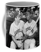 Larry Doby (1923-2003) Coffee Mug
