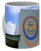 Larrys Music Boutique  Est 1952 Coffee Mug