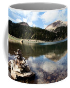 Lassen Mountain Lakes Coffee Mug