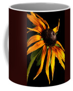 Last Day Of A Black-eyed Susan Coffee Mug
