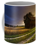 Last Sigh Coffee Mug by Debra and Dave Vanderlaan