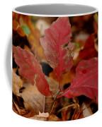 Last Stand Of Red  Coffee Mug