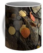 Last Vestige Of Fall Coffee Mug