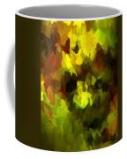 Late Summer Nature Abstract Coffee Mug