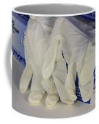 Latex Examination Gloves Coffee Mug