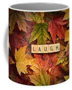 Laugh-autumn Coffee Mug
