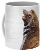 Laughing Sea Lion Coffee Mug