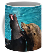 Laughing Seals Coffee Mug