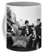 Laurel And Hardy, 1928 Coffee Mug