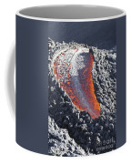 Lava Flow On The Flank Of Pacaya Coffee Mug