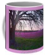 Lavander Morning Coffee Mug