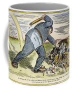 Lawrence Strike, 1912 Coffee Mug